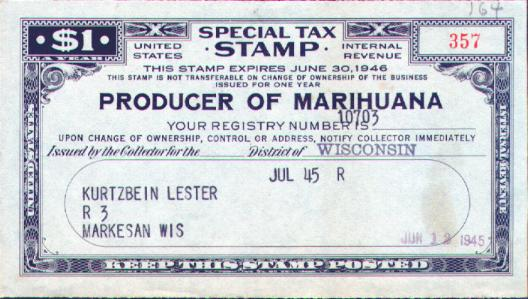 ME AND MY STATE DRUG TAX STAMPS